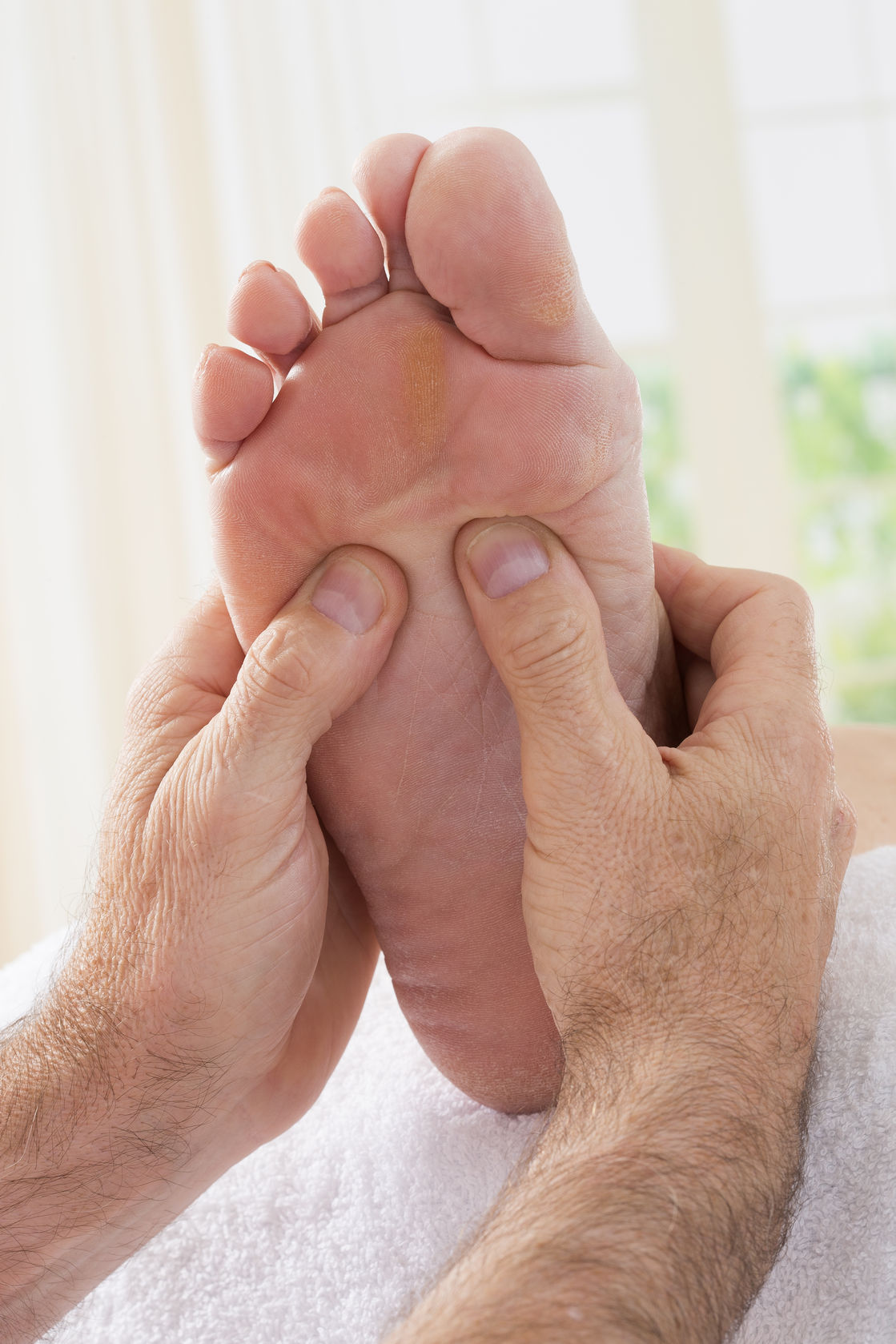 Reflexology Services